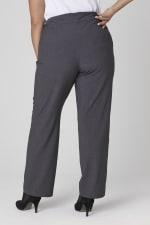 Roz & Ali Secret Agent Tummy Control Pants - Short Length - Plus - 11