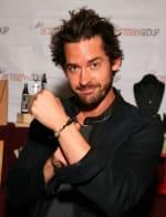 Jewels For Hope's Black Lava Stone Wrap Bracelet - As seen on Hallmark Star Will Kemp - 3