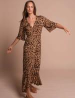 Emily Wrap Dress - 3