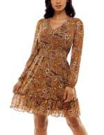 Madison and Hudson Midi Mesh Dress - 4