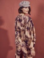 Zac & Rachel Tie Dye Cozy Lounge top - 6