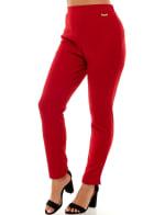 Adrienne Vittadini Pull On Pant - 8