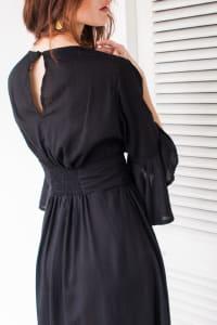 Melrose Dress - Plus - Back