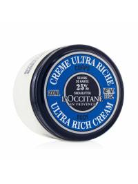L'occitane Women Shea Butter Ultra Rich Body Cream Care Set - Back