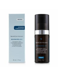 Skin Ceuticals Women's Resveratrol B E Antioxidant Night Concentrate Serum - Back