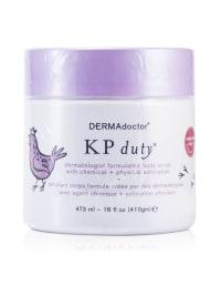 Dermadoctor Women's Kp Duty Dermatologist Formulated Body Scrub Care Set - Back