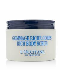L'occitane Women's Shea Butter Rich Body Scrub Care Set - Back