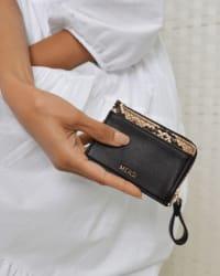 Mersi Roxy Card Holder - Vegan Leather - Back