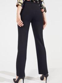 Roz & Ali Secret Agent Slight Bootcut Pants - Back