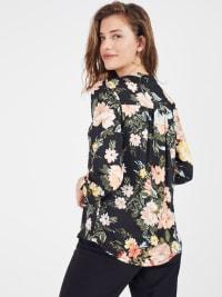 Roz & Ali Delicate Floral Bouquet Popover - Back