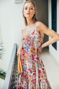 Sukiso Women's Francesca Dress - Back