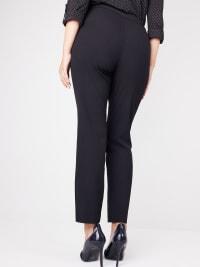 Roz & Ali Secret Agent L Pockets Pants - Average Length - Back