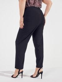 Roz & Ali Secret Agent Tummy Control Pants - Average Length - Plus - Back