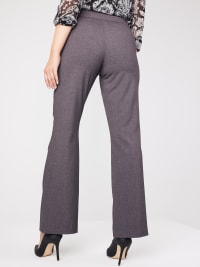 Roz & Ali Secret Agent Tummy Control Pants - Petite - Back