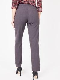Roz & Ali  Secret Agent Pants with Cateye Pocket & Zipper - Back