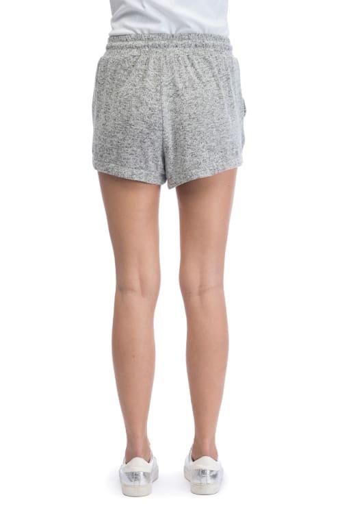 Soft Cozy Rayon Short - Back
