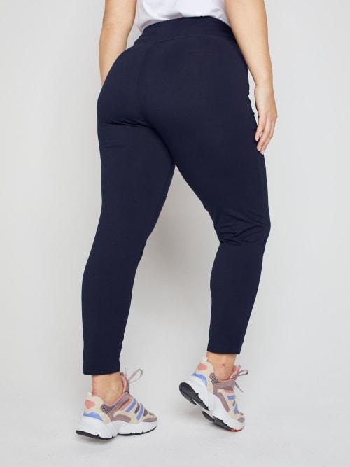 Tummy Control Legging-Plus - Back