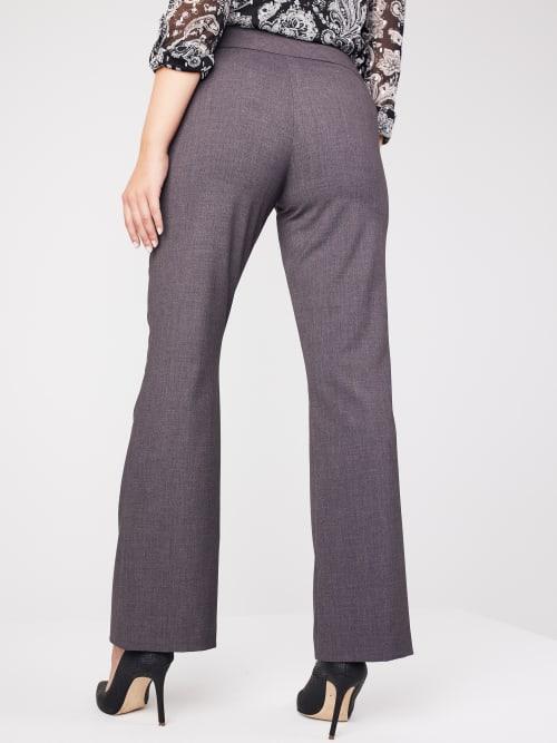 Roz & Ali Secret Agent Tummy Control Pants - Average Length - Back