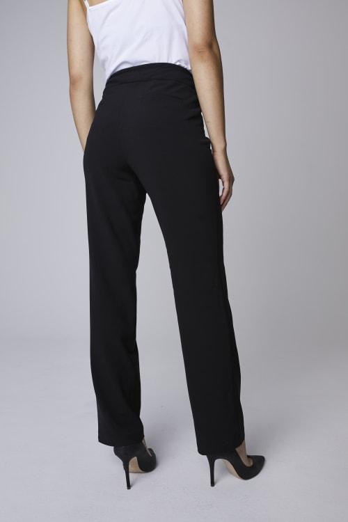 Roz & Ali Secret Agent Pants Cateye Rivet - Tall Length - Back