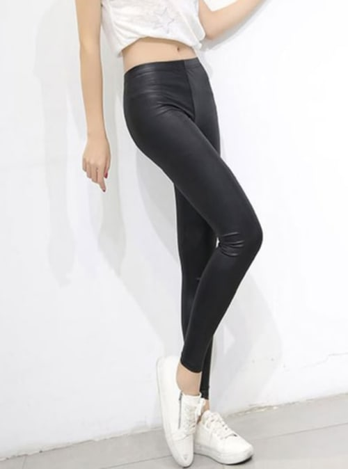 Cat Woman Tights - Back