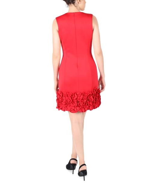 DR Sleeveless Dress - Back