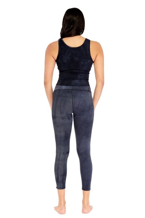 Tie Dye 7/8 Legging - Back