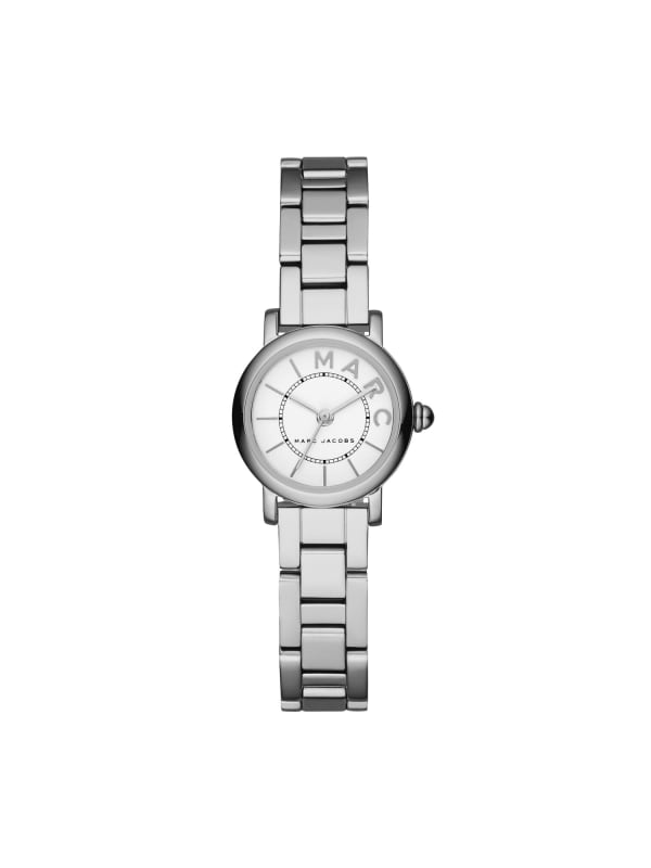 Marc Jacobs Women's Classic Silver Stainless-Steel Quartz Fashion Watch