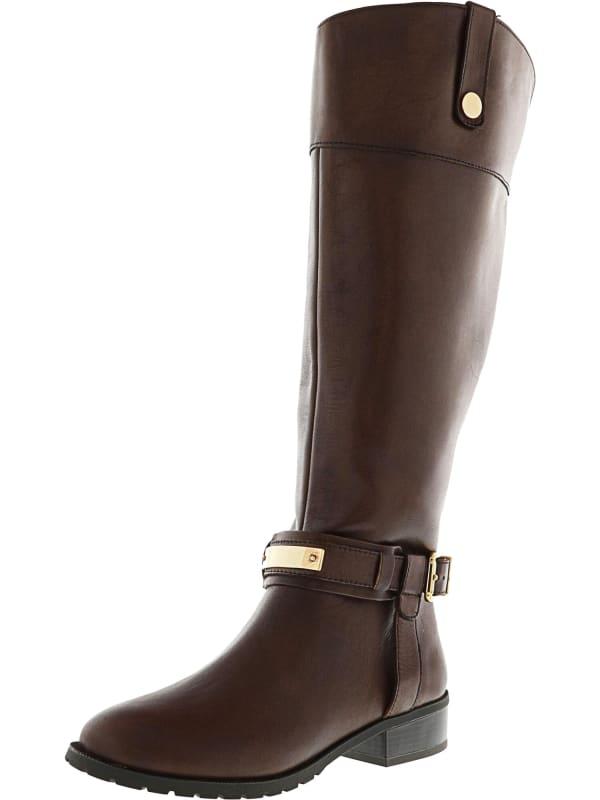 Inc Women's Fabbaa Knee-High Leather Equestrian