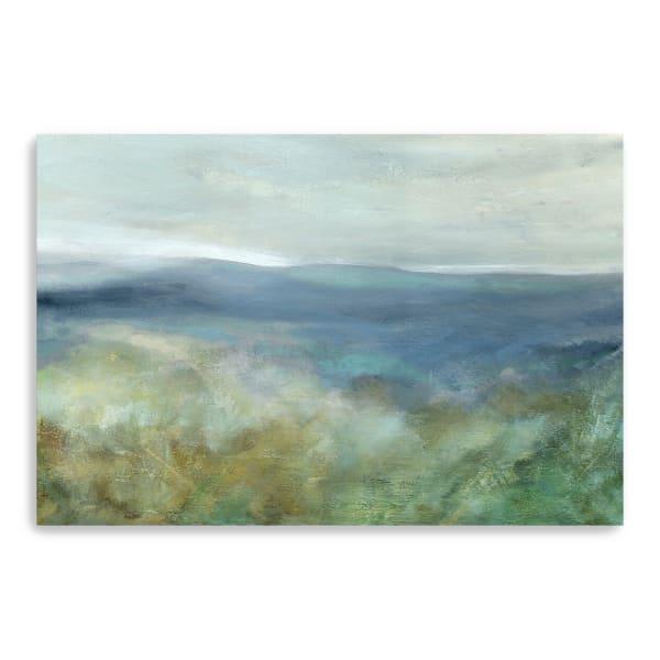 Blue Mountain Overlook Canvas Giclee