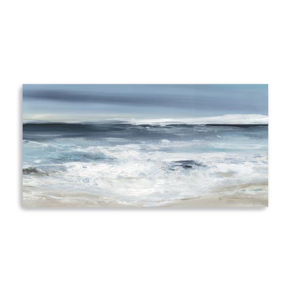 Long Beach Canvas Giclee