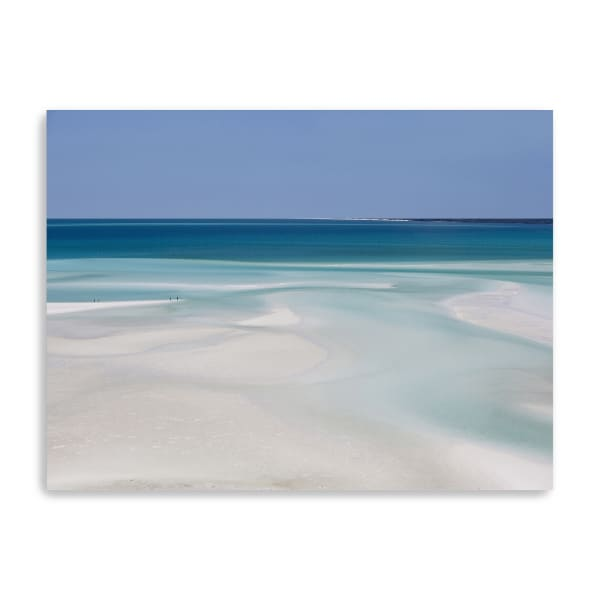 White Sands Canvas Giclee