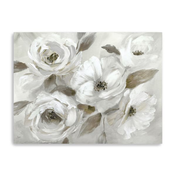 Winter White Canvas Giclee