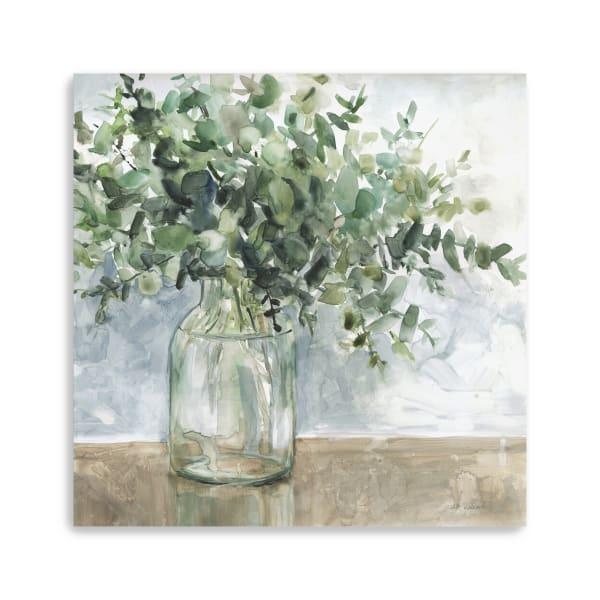 Eucalyptus Bouquet Canvas Giclee