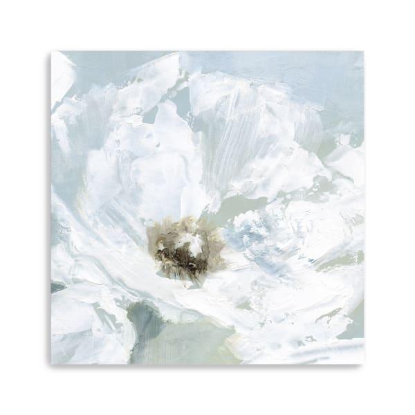 Single Poppy I Canvas Giclee
