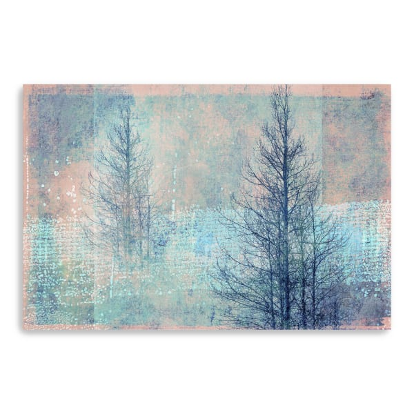 Ghostly Winter Canvas Giclee