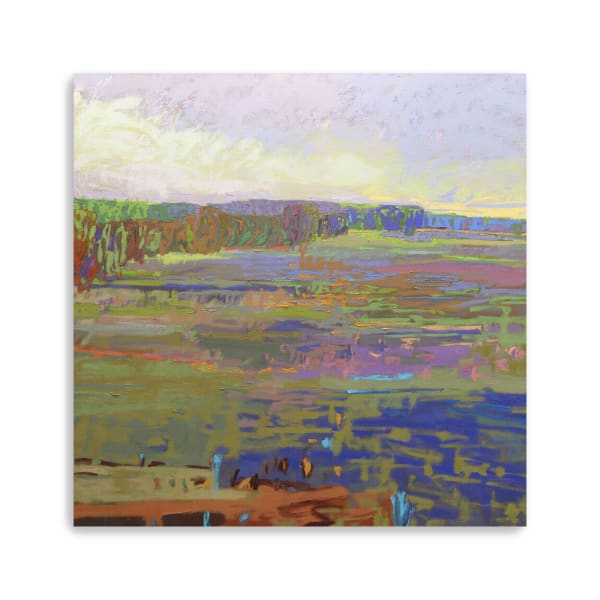 Color Field 24 Canvas Giclee