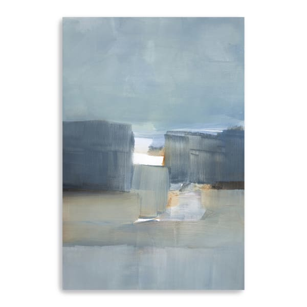 Spatial Composition 21.10.2019 Canvas Giclee