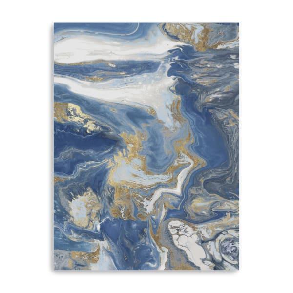 Fluid Memories III Canvas Giclee