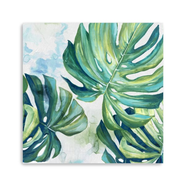 Summer Botanics II Canvas Giclee