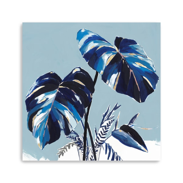 Villa Palms II Canvas Giclee