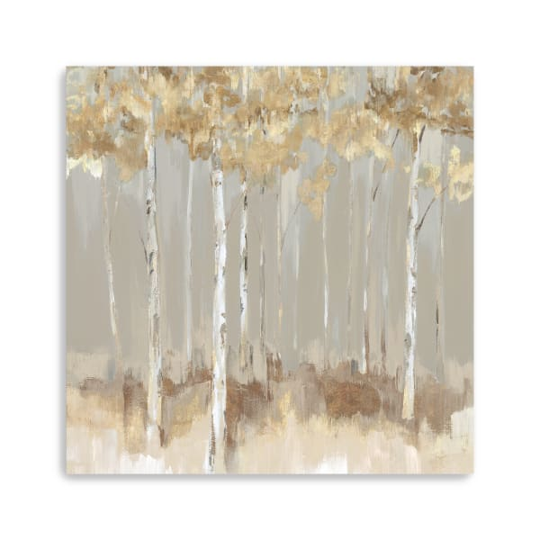 Shimmering Escape Canvas Giclee