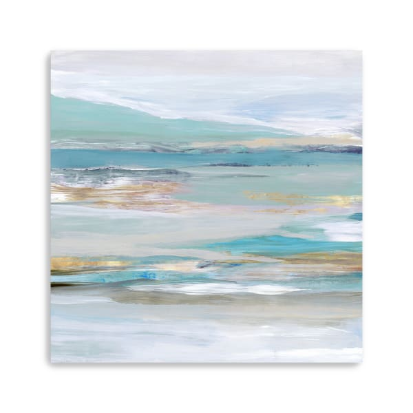 Tidal Flow I Canvas Giclee