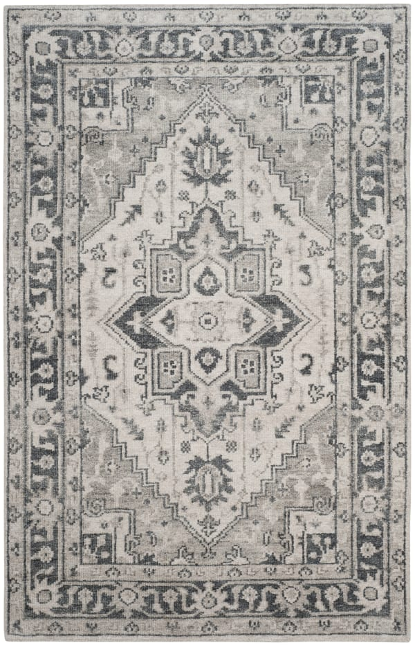 Safavieh Palace Gray & Ivory Rug
