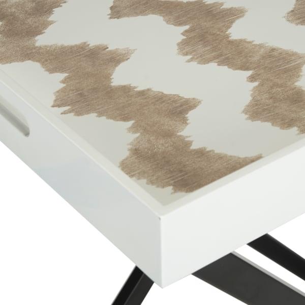 Safavieh Stellar Gray Butler Table