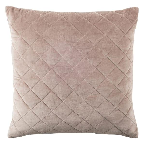 "Safavieh Harper Pink Quilted 18"" Pillow"