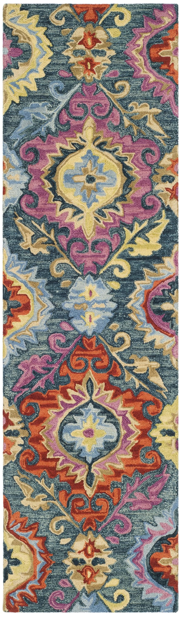 Safavieh Multicolored Wool Rug