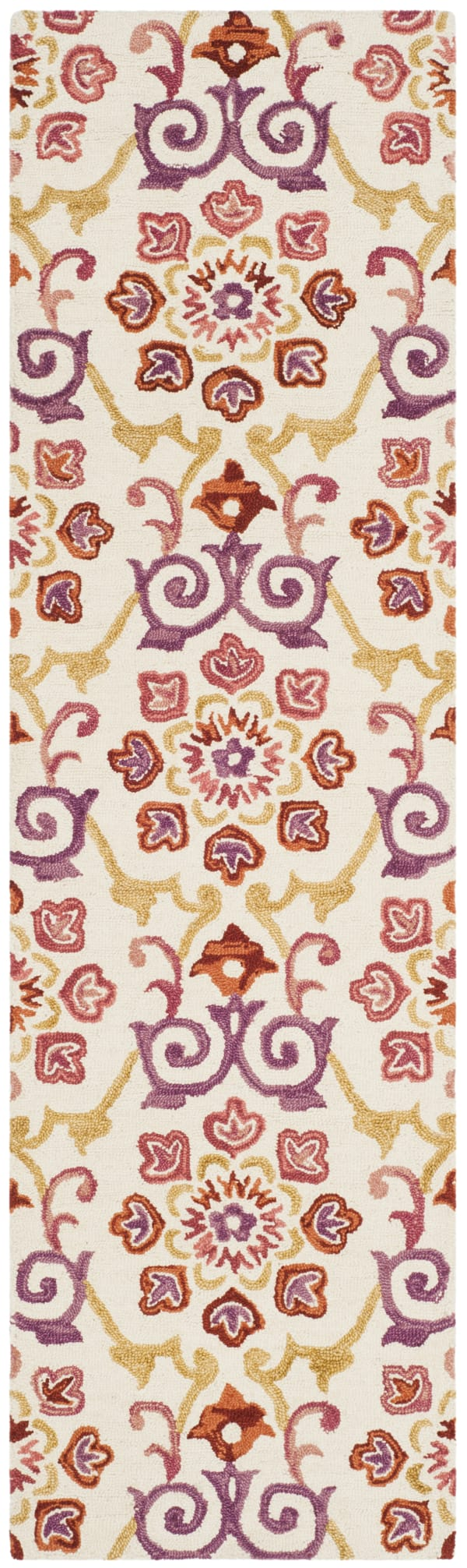 Safavieh Multicolored Wool Rug