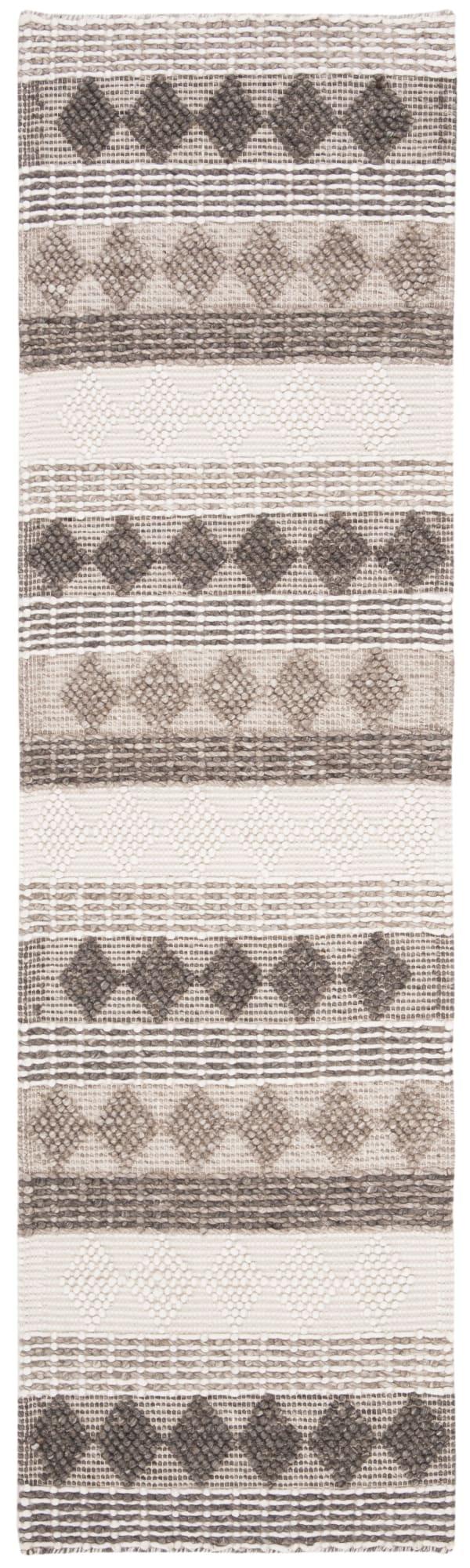 Safavieh Gray Wool Rug