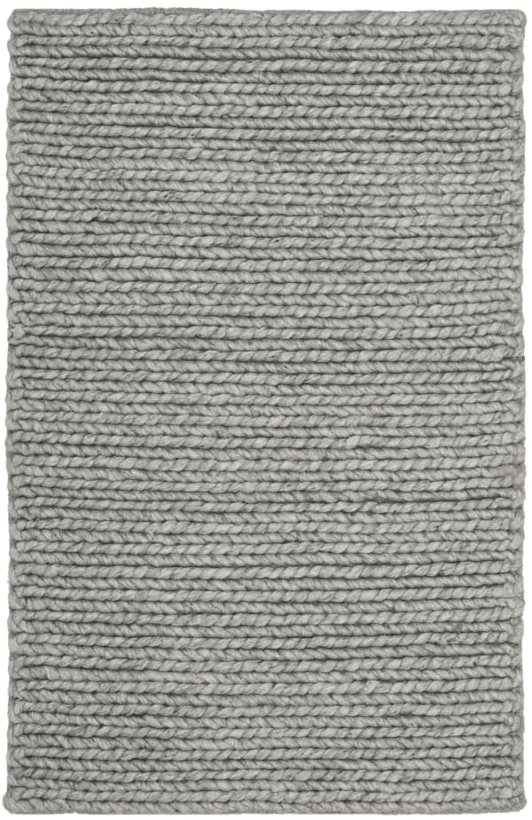 Safavieh Silver Wool Rug Chipley