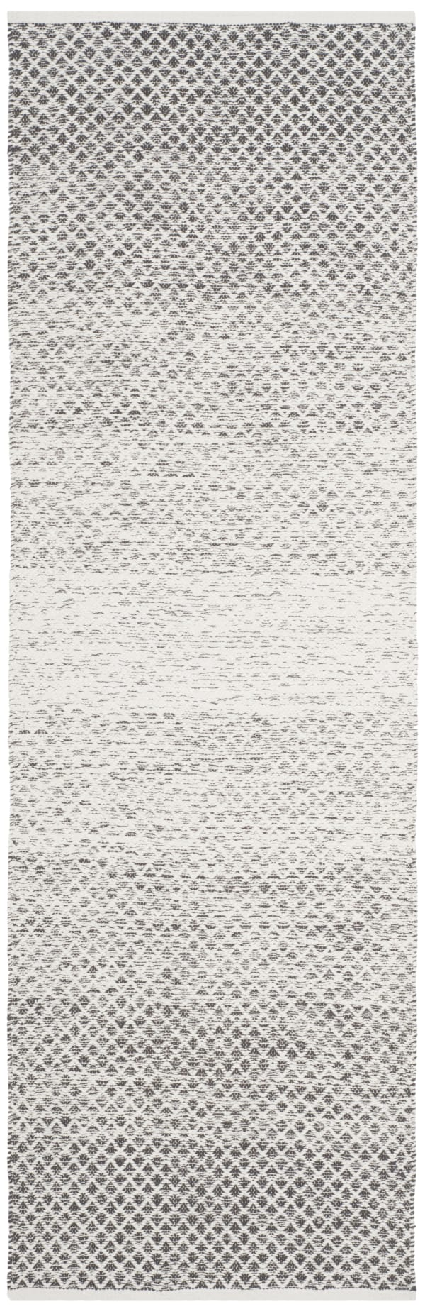 Gray Cotton Rug
